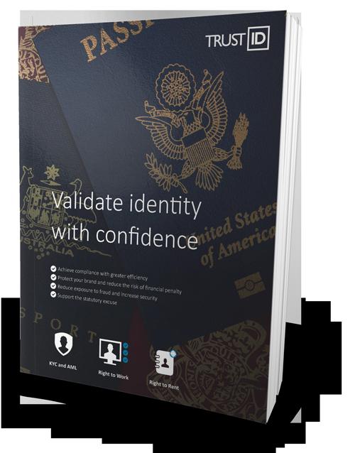 TrustID brochure